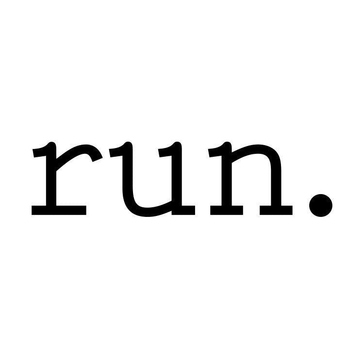 run. - runningluv