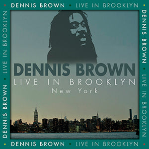 Dennis Brown - Live  In Brooklyn New York 1987