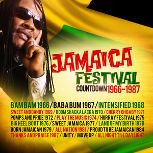 Hal Anthony - Jamaica Festival Countdown 1966-1987 [Album]