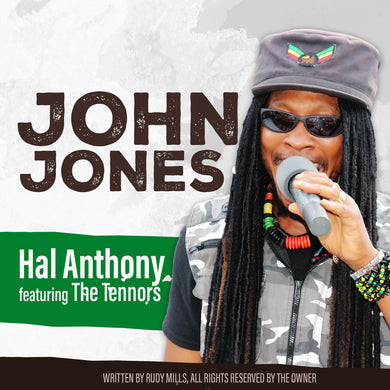 Hal Anthony (Feat.) The Tennors - John Jones [Single]