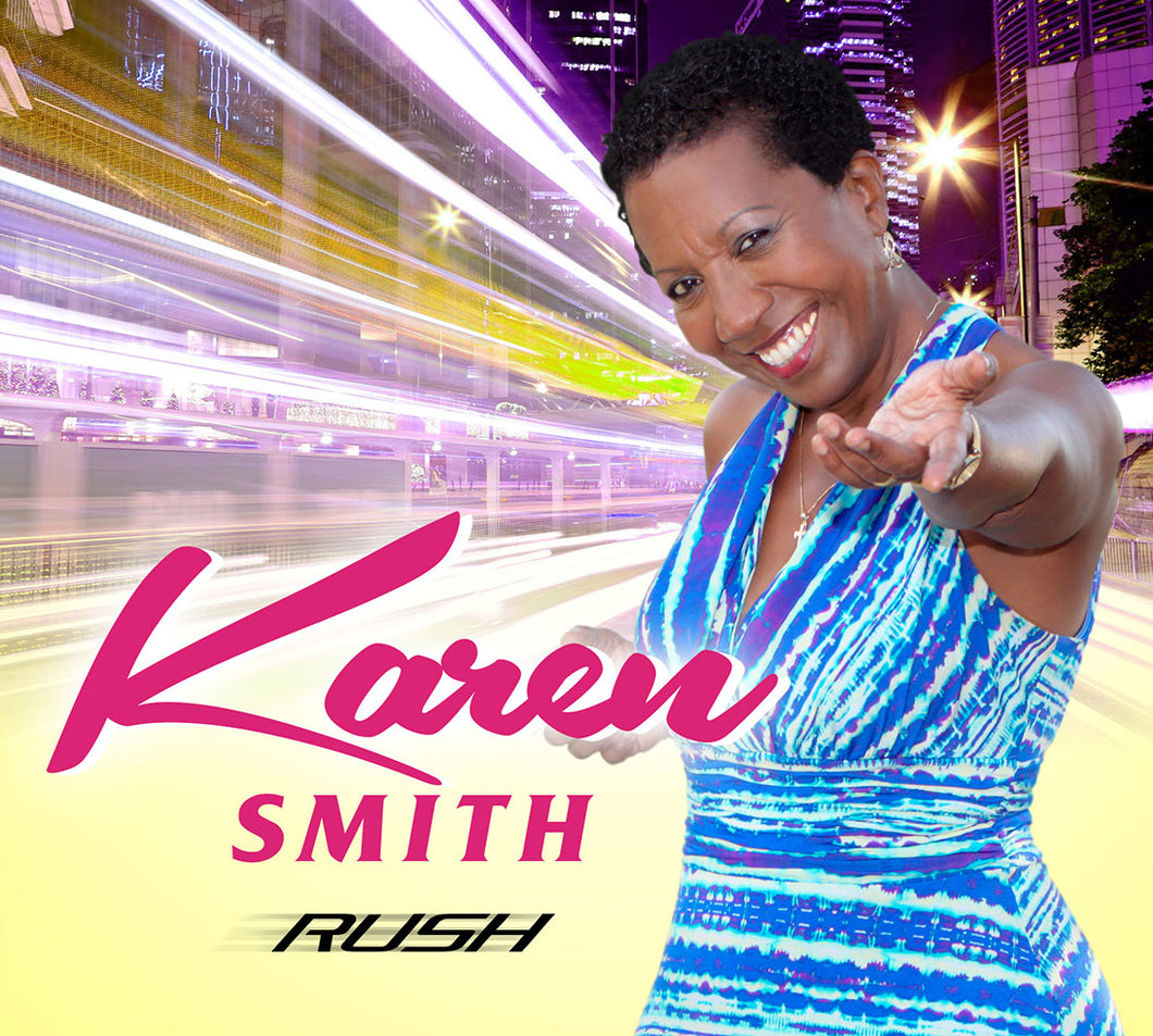 Karen Smith  - Rush [Album]