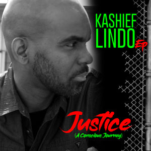 KashieF Lindo - JUSTICE (A Conscious Journey) EP - Physical CD