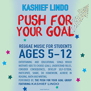 Kashief Lindo - Push For Your Goal [Album]