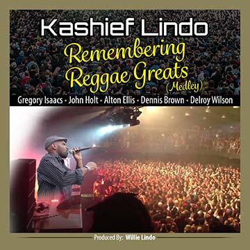 Kashief Lindo - Remembering Reggae Greats [Single]