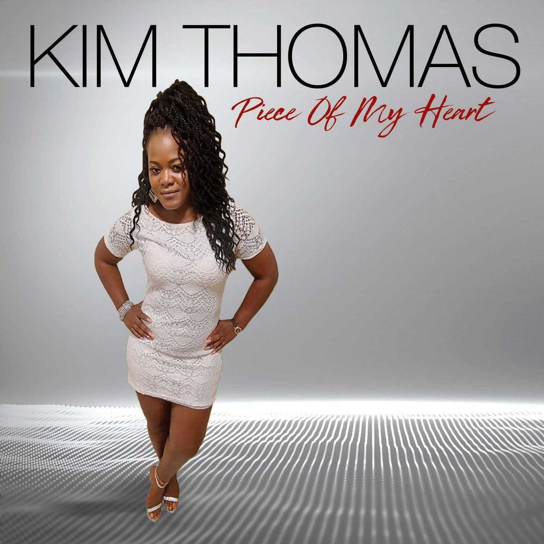 Kim Thomas - Piece Of My Heart [Single]
