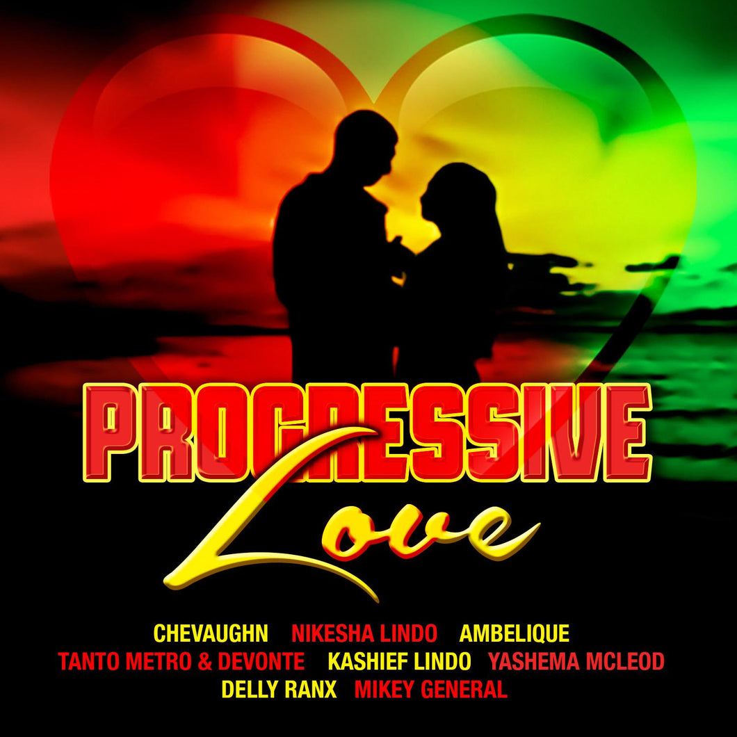 Progressive Love - Various Artists [Album]