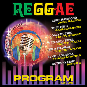 Reggae Program - Various Artists - [Album]