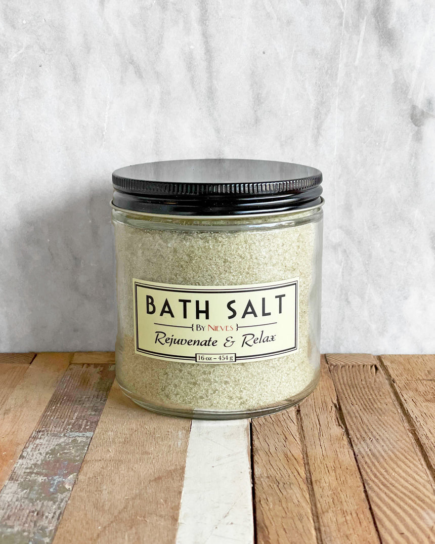 Bath Salt - by Nieves