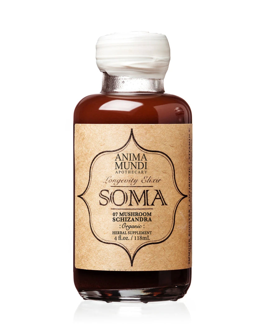 SOMA Elixer 7 Mushrooms - Vitamin C
