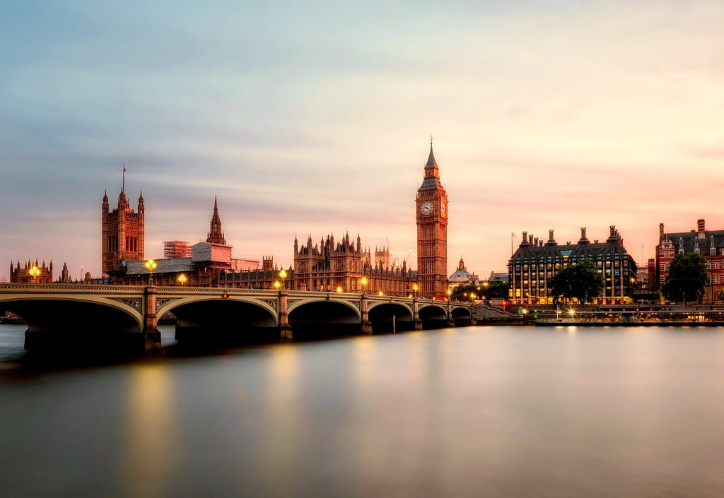 London, England: A City of Inspired Design