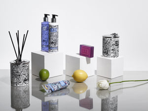 Candle, Diffuser, Soap, Body Wash, Hand Creme, Body Lotion in London Dover Street Scent