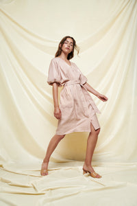 Short Shirt Dress - shop idPearl