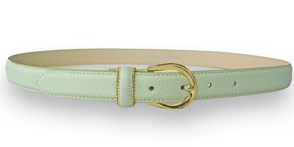 Simple Leather Belt - idPearl