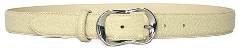 Curved Buckle Belt - idPearl