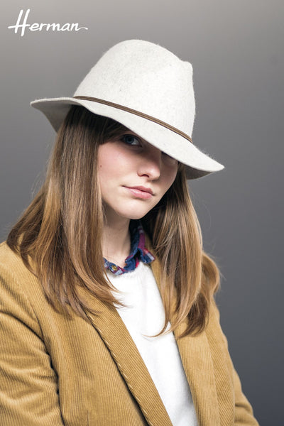 Soft Wool Hat - shop idPearl