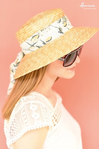 Queen Syrran Sun Hat - Shopidpearl