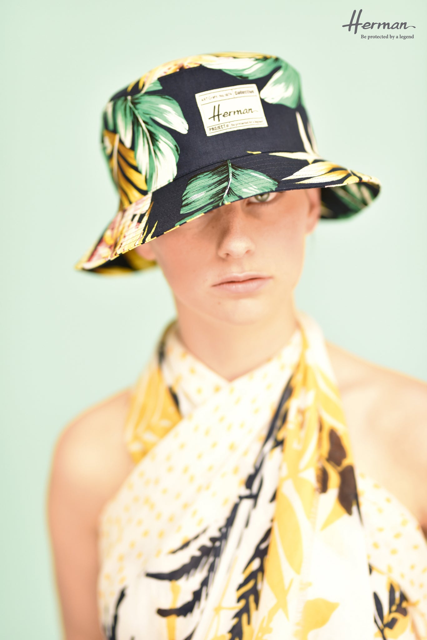 Roller Bucket Hat - Shopidpearl