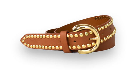 Double Studded Belt - idPearl
