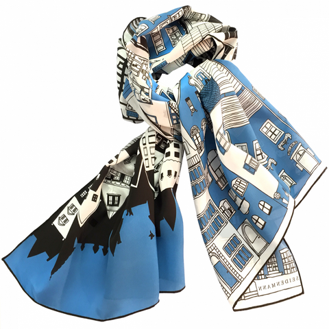 Happy Town Scarf - idPearl