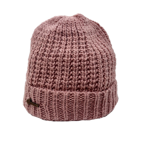 Recycled Rib Knit Beanie - shop idPearl