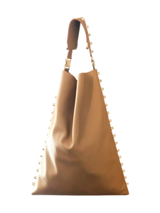 Tan Hobo Handbag - Shopidpearl