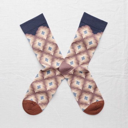 Multico Arabesque Socks - Shopidpearl