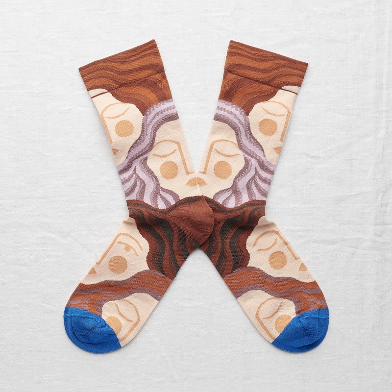 Multico Sleeping Socks - Shopidpearl