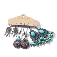 Load image into Gallery viewer, Multiple Boho Ethnic Earrings - MY-SOUT