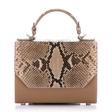 Load image into Gallery viewer, Genuine Python Leather Bag Fjord - MY-SOUT