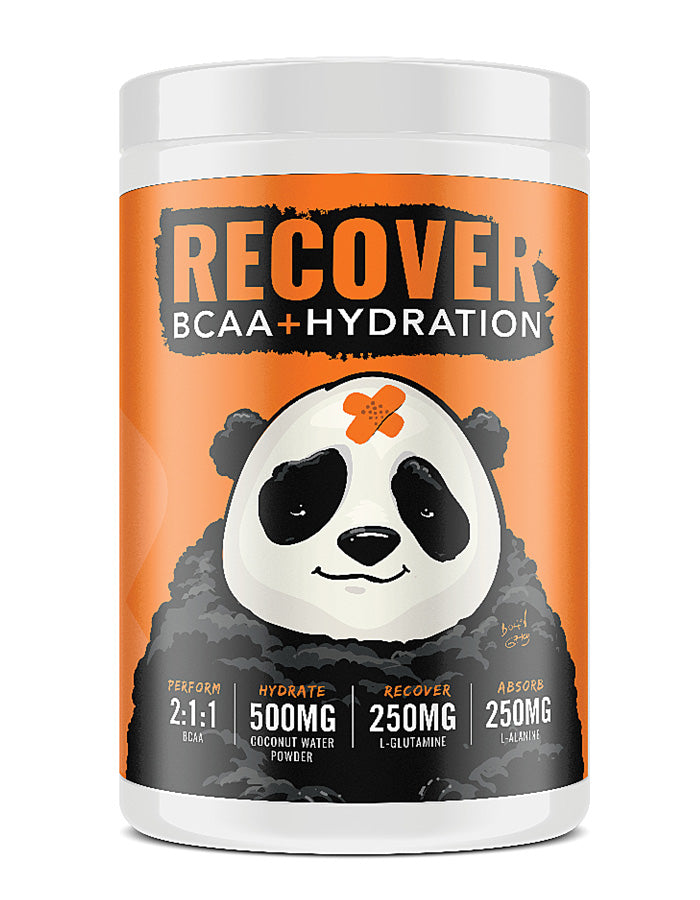 RECOVERY + BCAA (Peach Gummy Bear)