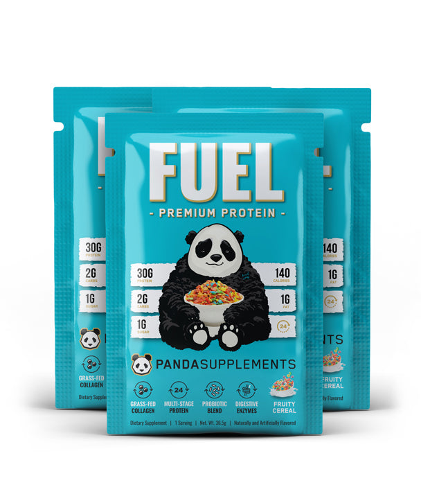 FUEL Premium Protein (Fruity Cereal) - 3 Sample Pack