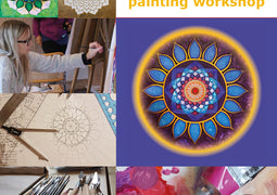 Mandala Painting Workshop