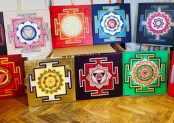 Print On Canvas Yantra's