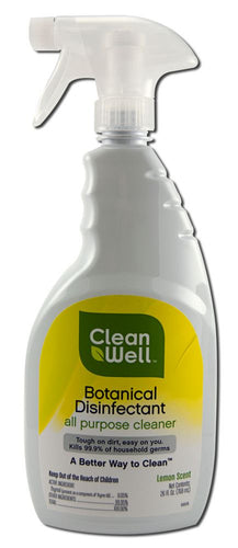 Clean Well Disinfectant