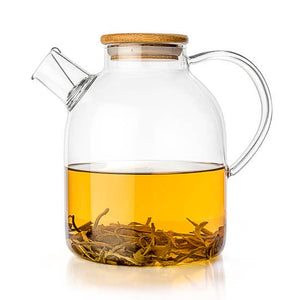 Large Glass Teapot And Kettle 60oz