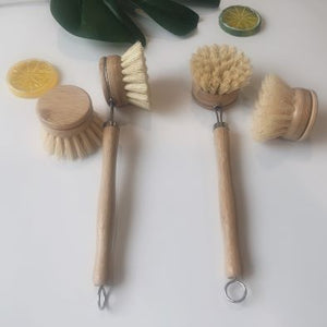 Plastic Free Dish Brush with Head