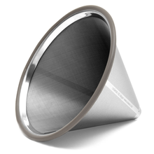Load image into Gallery viewer, Zero Waste Stainless Steel Coffee Filters