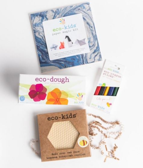 Eco- Kids Busy Box