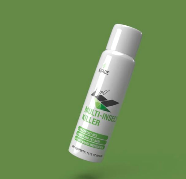 Plant Based Pest Spray