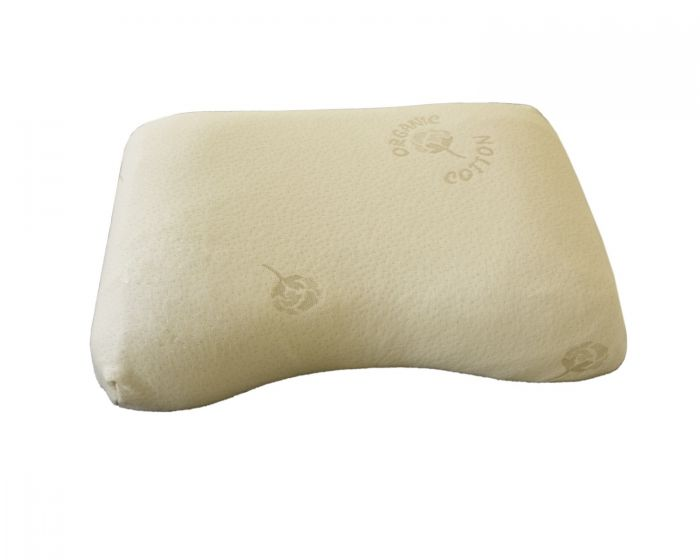 Latex Neck Contour Pillow