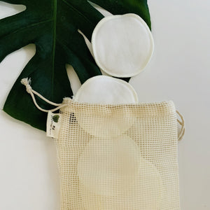Reusable Cotton Round Set