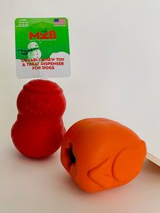 Natural Rubber Dog Toys