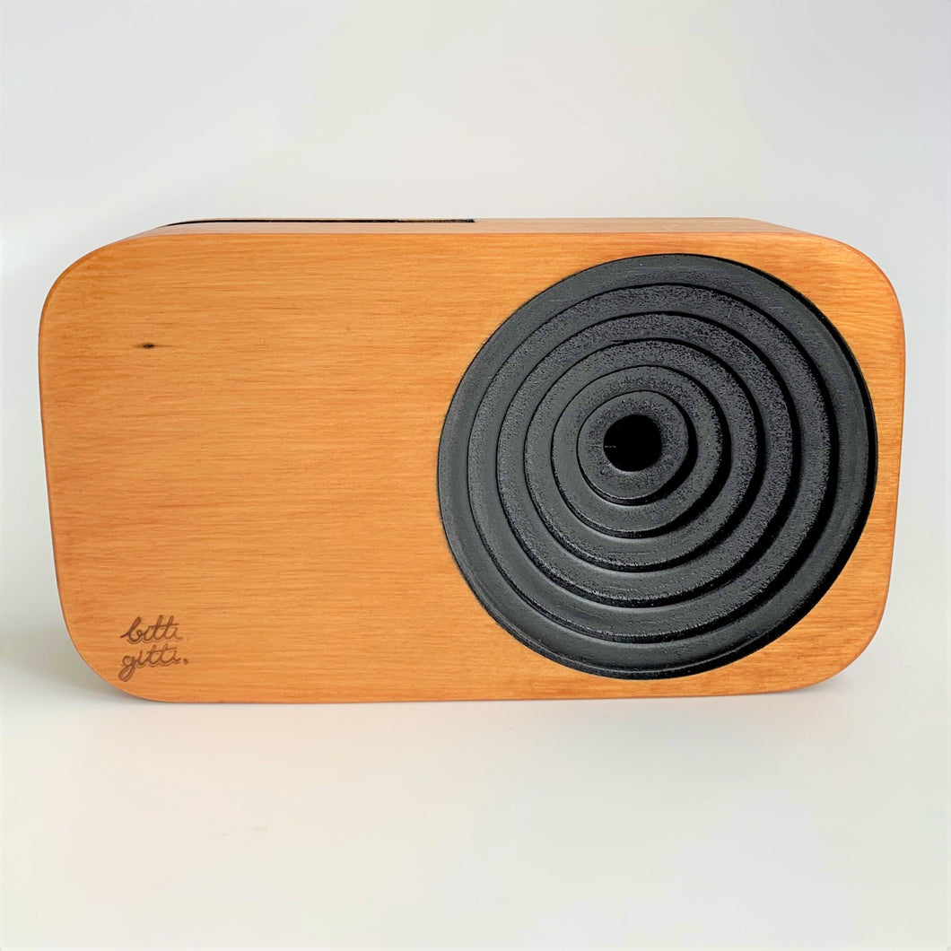 All Natural Wood Acoustic Speaker