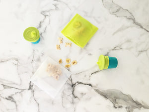 Silicone Snack Pack Set