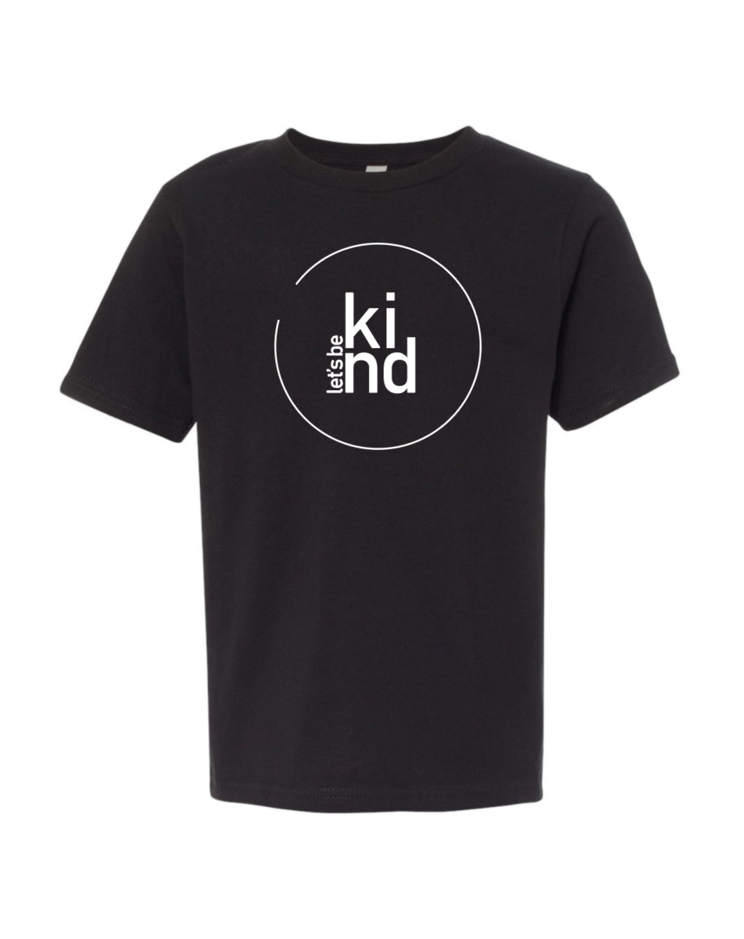 Original Let's Be Kind Tee (Youth)