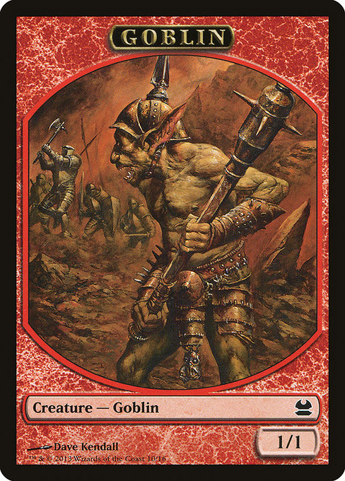 Goblin Token [Modern Masters Tokens] | Lvl Up Gaming UK