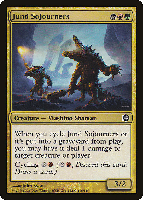 Jund Sojourners [Alara Reborn] | Lvl Up Gaming UK