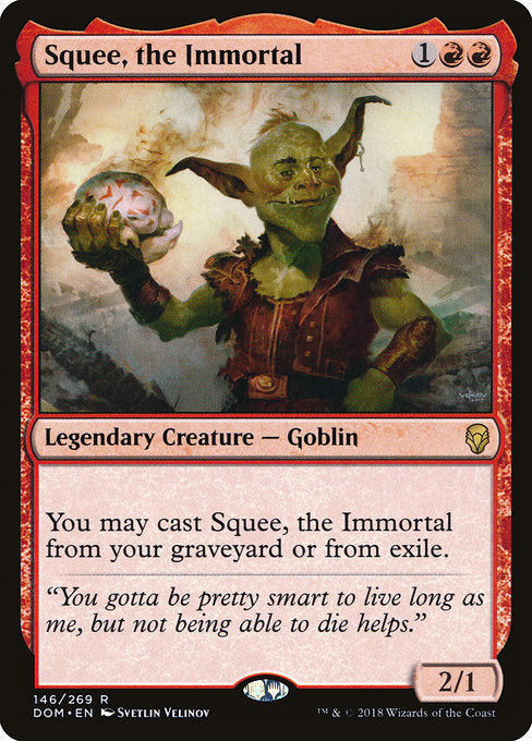 Squee, the Immortal [Dominaria] | Lvl Up Gaming UK