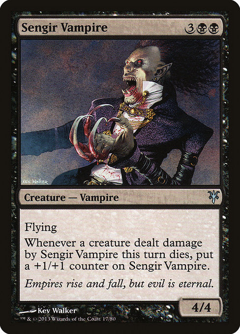 Sengir Vampire [Duel Decks: Sorin vs. Tibalt] | Lvl Up Gaming UK