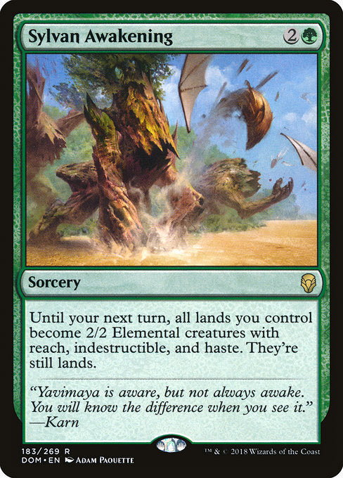 Sylvan Awakening [Dominaria] | Lvl Up Gaming UK